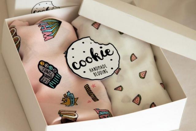 Cookie, детский текстиль, свой бизнес