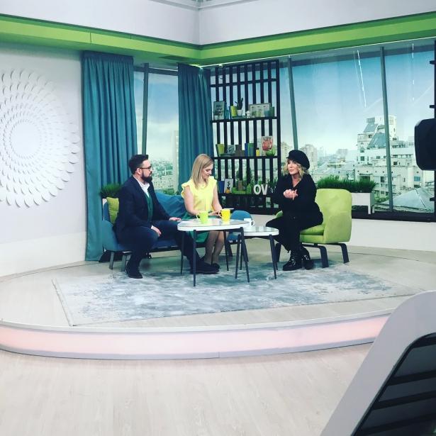 Ирина Билык Ранок з Україною