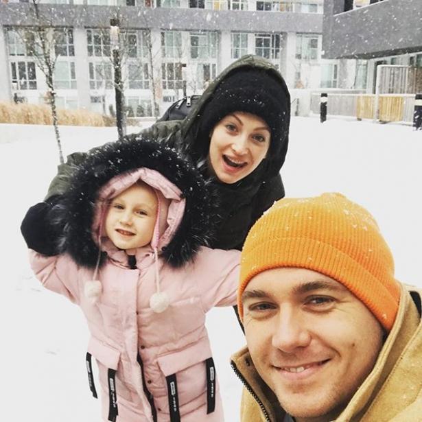 Остапчук семья