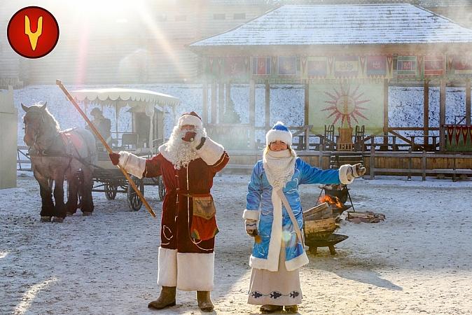 Куда пойти 26-27 декабря «Зимняя сказка в Древнем Киеве»