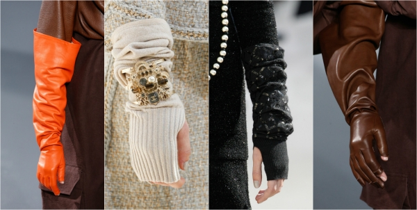 модные перчатки осень 2016