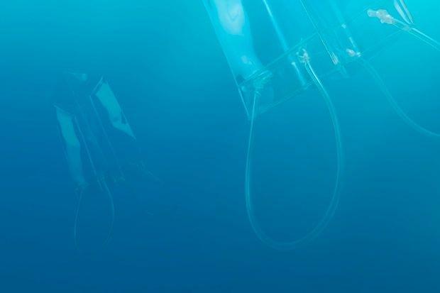 загрязнение океанов пластик