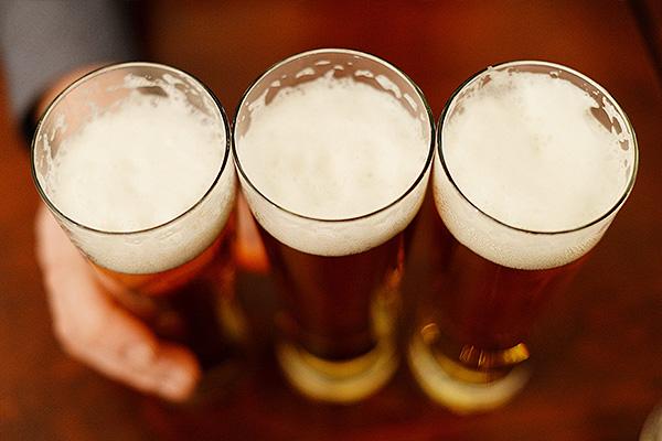 Пиво и секс