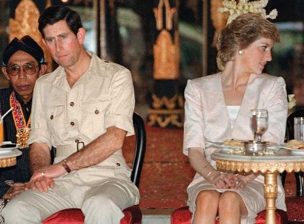 Стало известно, каким было первое свидание принцессы Дианы и принца Чарльза - фото №1