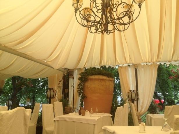 Топ-10 лучших ресторанов и кафе с летними террасами в Киеве - фото №13