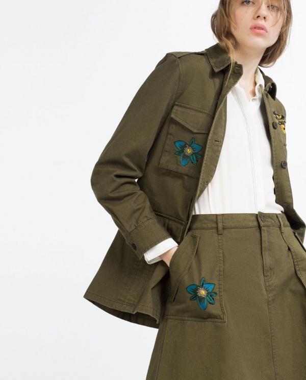 Верхняя одежда: что носить весной 2017