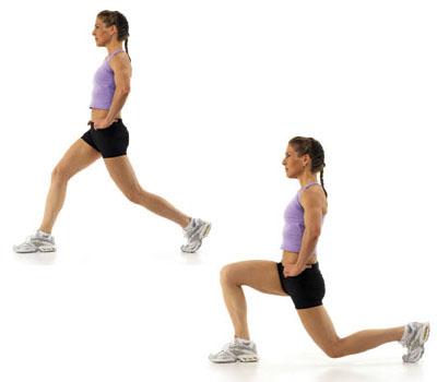 Выпады: топ 7 вариантов упражнения - фото №2