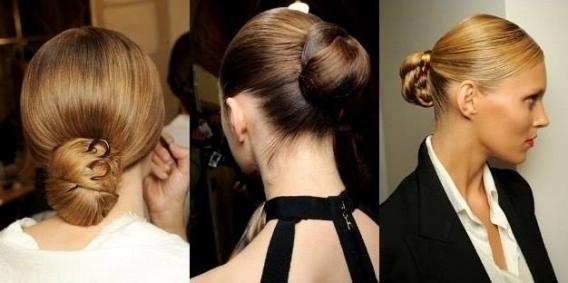 Деловой образ: идеальные макияж и прическа - фото №7