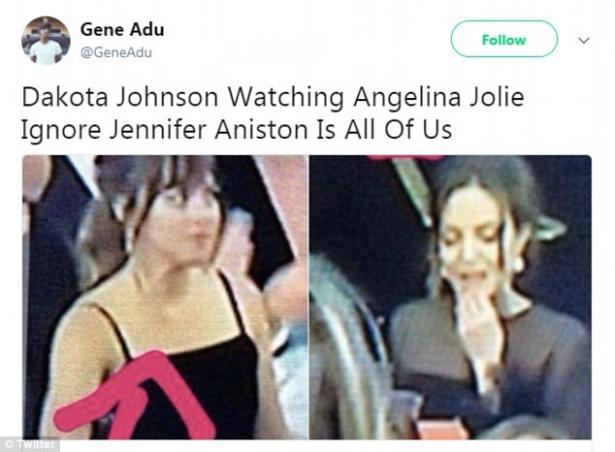 Дакота и Джоли