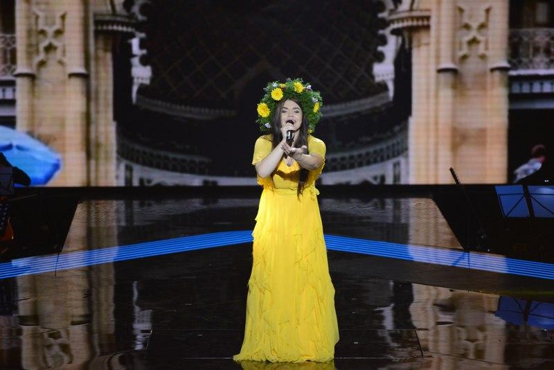 Виталина Мусиенко – Голос країни-6 - фото №1