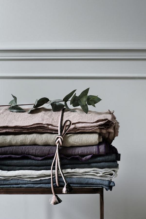 Льняная одежда на лето: модно и практично - фото №2