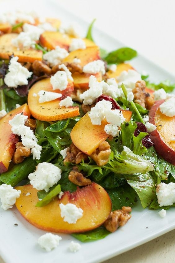 Персиковая диета: как быстро сбросить несколько кг и не ожидать их возвращения - фото №1