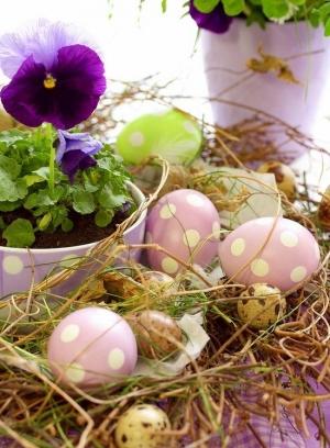 Украшение яйца на пасху своими руками фото 674