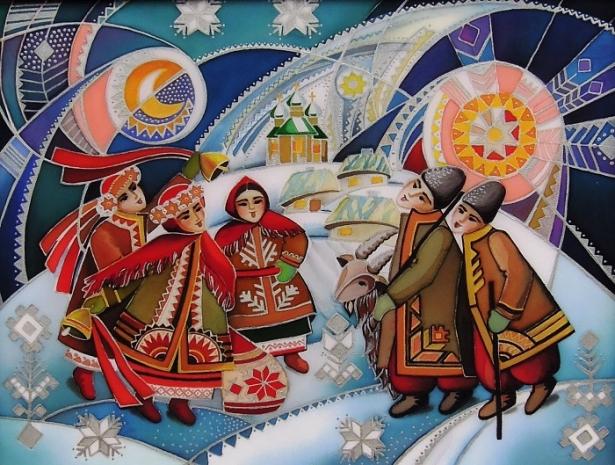 колядки на рождество для детей и взрослых