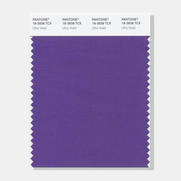 Ультрафиолет главный цвет 2018-го года