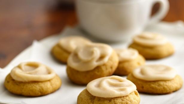 Сладкие блюда из тыквы: рецепт оригинального тыквенного печенья с помадкой - фото №2