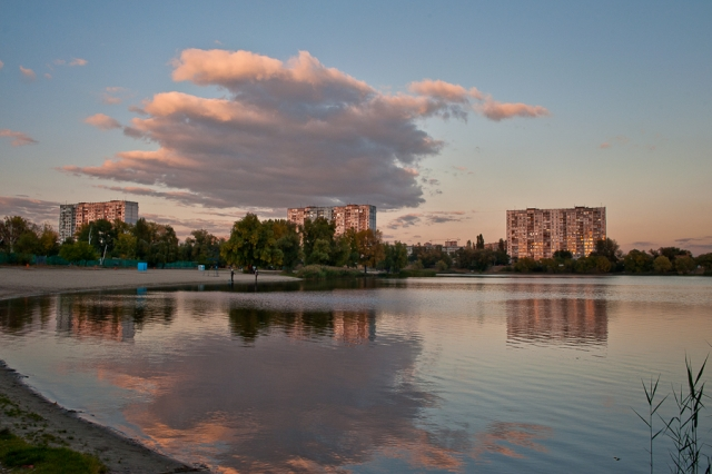киевские озера