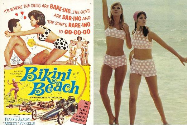 Как менялись женские купальники за 125 лет: видео - фото №5