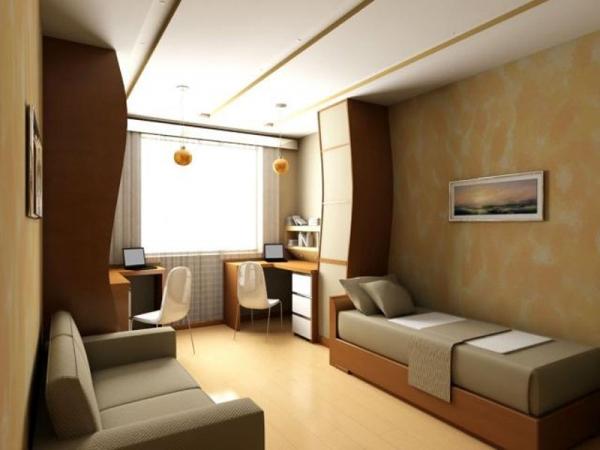 прямоугольная комната