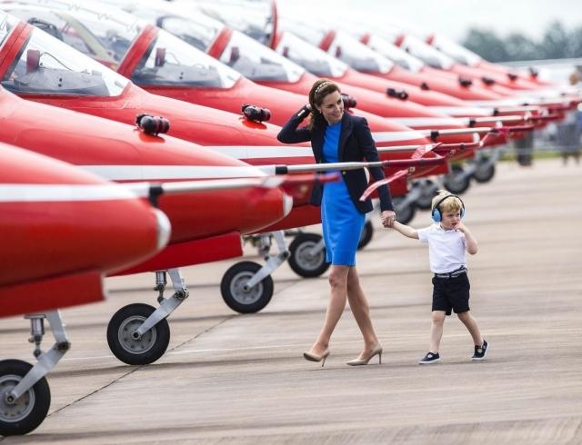 Кейт Миддлтон рассказала о лидерских качествах и бунтарстве принцессы Шарлотты - фото №2