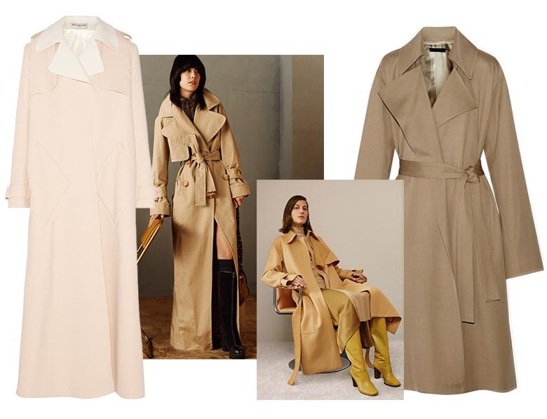 Модная женская одежда осень-зима 2016 фото Модные плащи осень-зима 2016 фото c32be3db0ee
