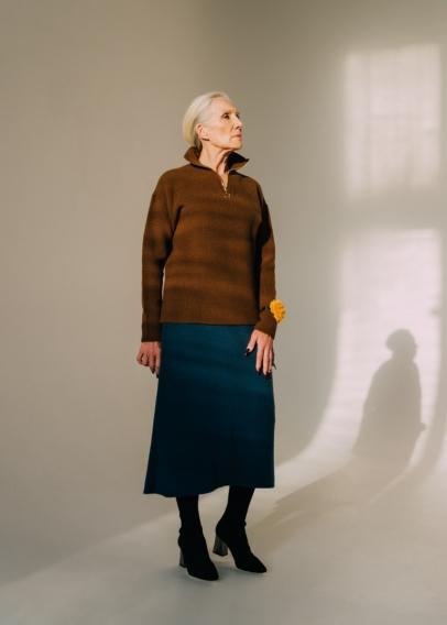 Модные свитеры осени: где купить и какой выбрать - фото №2