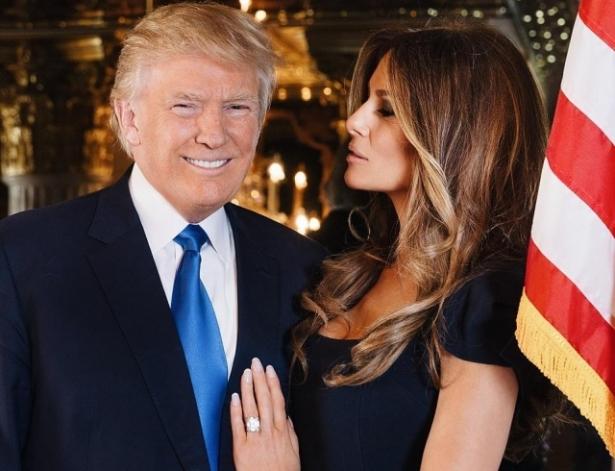 как мелания трамп поддерживает мужа