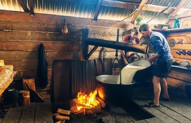 Отдых в Карпатах летом 2019: гастротур