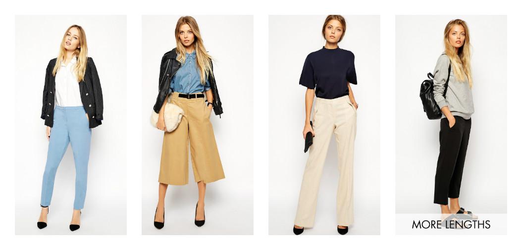 Как составить базовый гардероб на весну 2015