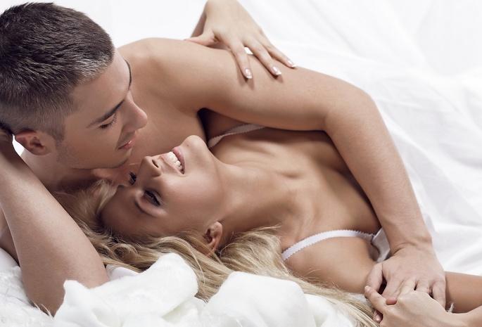 Нежная секс между мужчиной и женщиной