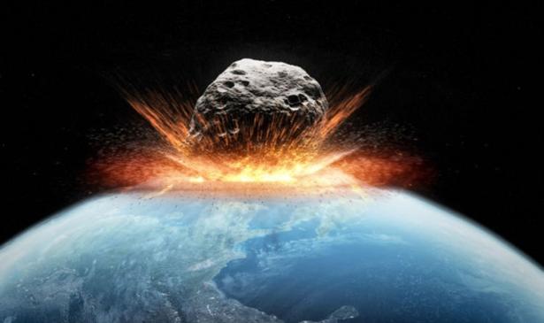 к земле приближается астероид 2017 октябрь