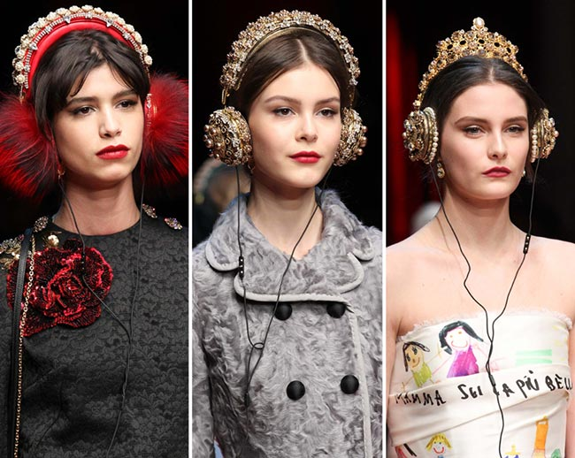 модные аксессуары для волос 2015