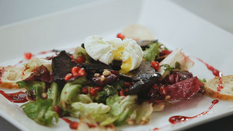 Золотые рецепты звезд: теплый гранатовый салат от Даши Малаховой - фото №12