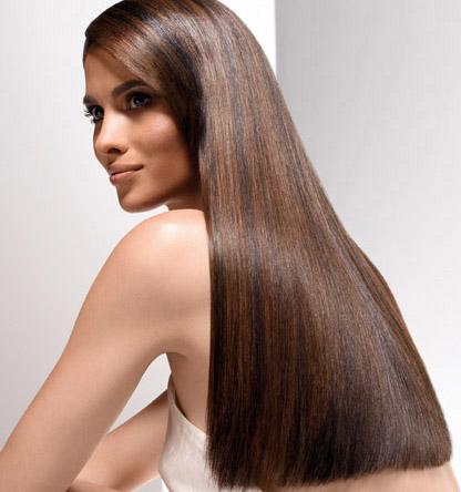 Идеи стрижек для длинных волос - фото №1