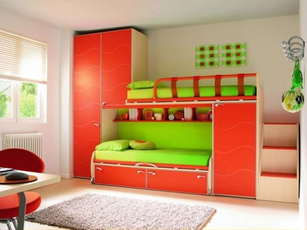 кровать для ребенка фото