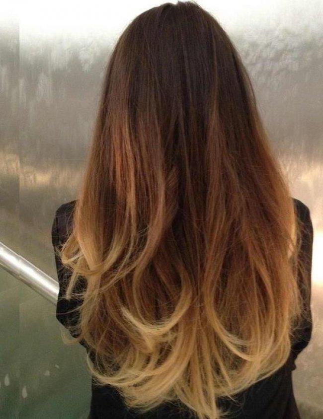 Ombre Hair Color - модный тренд весны 2013 в окрашивании - фото №3