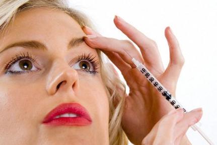 Биоревитализация глаз - морщины под глазами