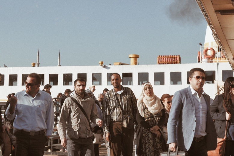 Жизнь в Стамбуле глазами украинки