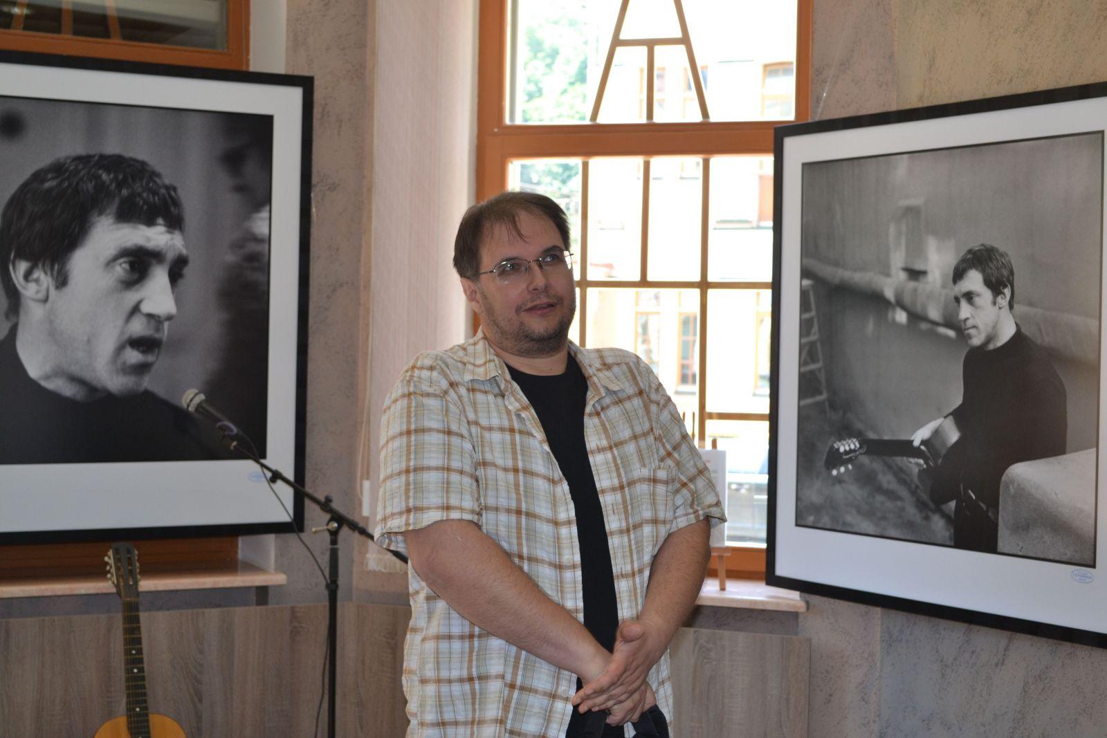 Эксклюзив на ХОЧУ: в Киеве открылся музей Владимира Высоцкого - фото №3