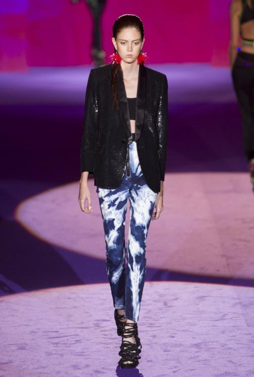 Неделя моды в Милане показ Dsquared2  фото