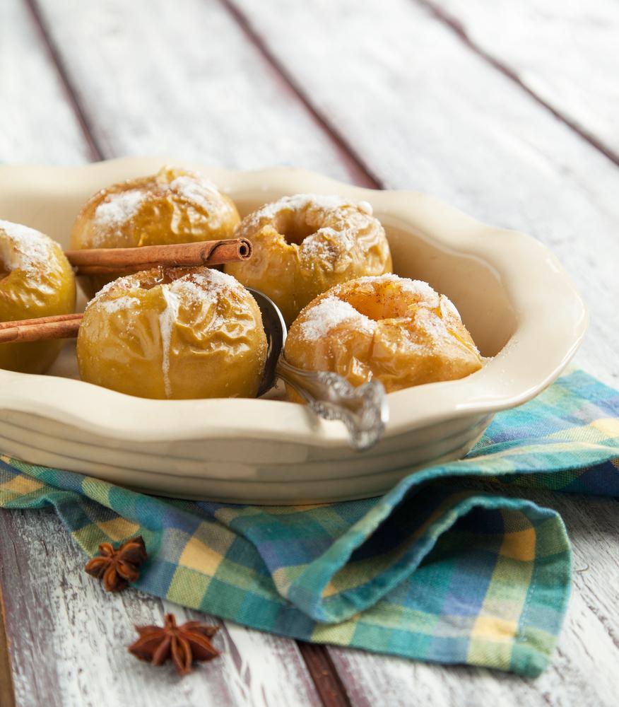Десерт, который не полнит: оригинальные рецепты печеных яблок - фото №2