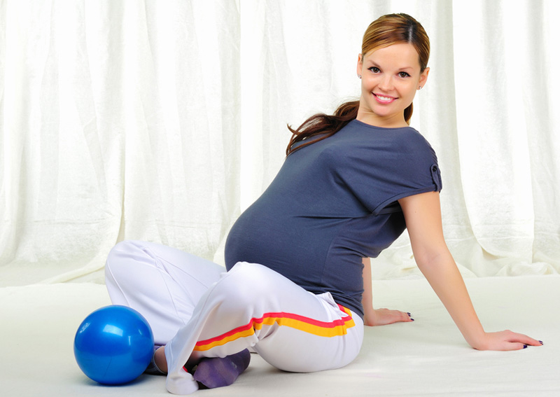 фитнес для беременных