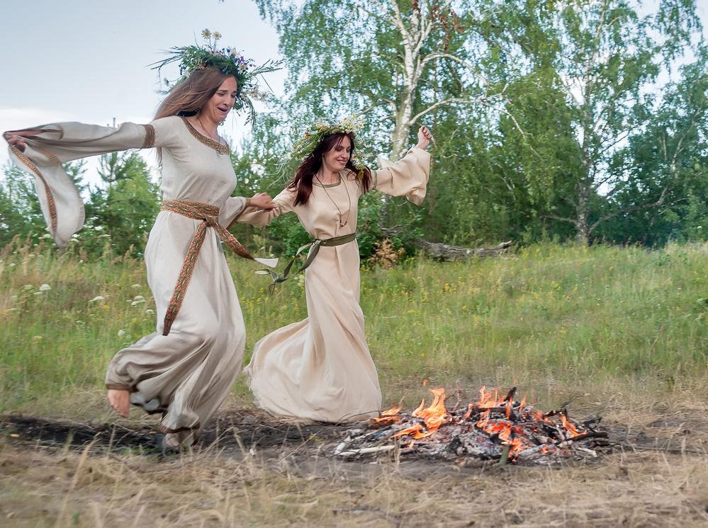 Ивана Купала в Мамаевой слободе