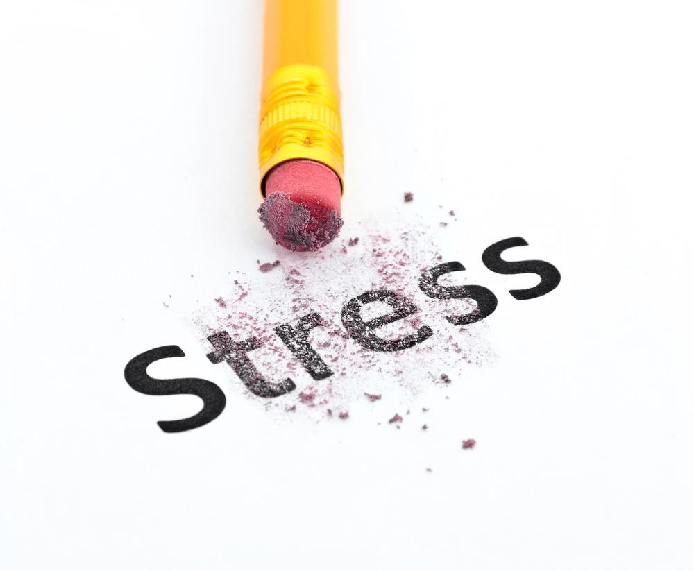 как снять стресс дома