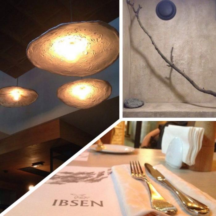 Блог Березы. В двух словах про обед в скандинавском ресторане IBSEN - фото №1