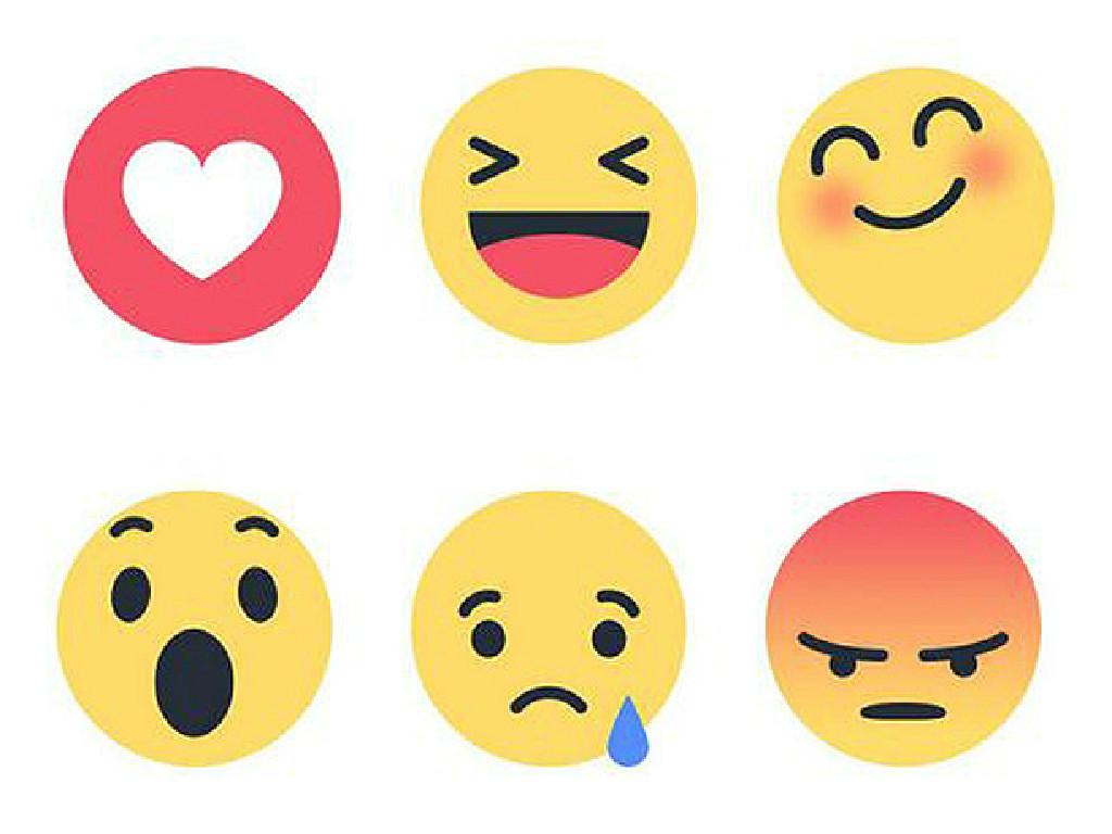 facebook новые кнопки