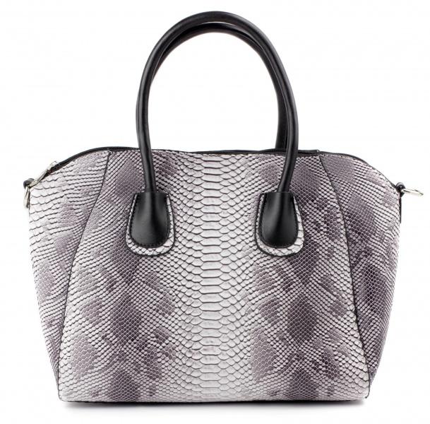 Кожаная сумка на осень 2015