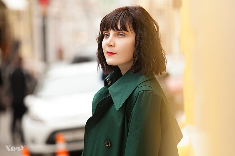 Дневник стиля: fashion-редактор и продюсер Наталья Чуловская
