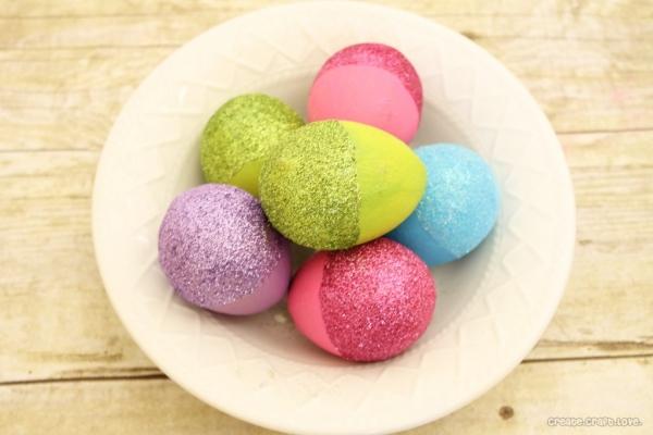 Как красиво красить яйца на Пасху: лучшие идеи - фото №10