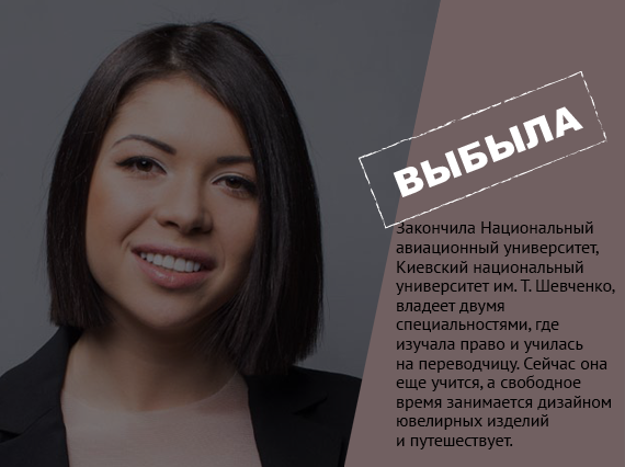 Кто покинул шоу Холостяк 5 9 выпуск от 01.05.06 Екатерина Шорникова